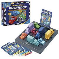 Настольная логическая игра - Час пик Делюкс |  ThinkFun Rush Hour Deluxe, фото 1