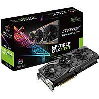 Видеоадаптер GTX1070 8196Mb GDDR5 256bit Asus (STRIX-GTX1070-O8G-GAMING), (After Mining)