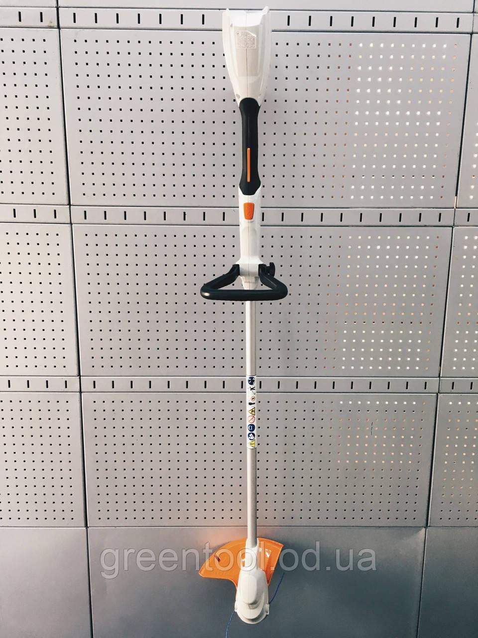 ТРИММЕР STIHL FSA 56 каркас + зарядное устройство AL 101 + аккумулятор AP10