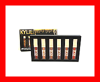 Набор матовых жидких помад Kylie