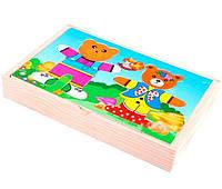 Деревянная игра Два медведя Руди Д182у (tsi_33058)