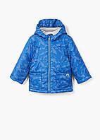 Демисезонная куртка Mango для мальчиков 18-24 мес (92 см)