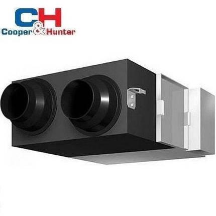 Приточно-вытяжные установки с рекуператором Cooper&Hunter CH-HRV3K2, фото 2