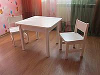 Стол два стульчика