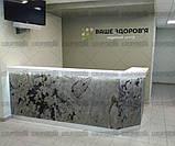 Каменный шпон, производство мебели, фасадов и деталей для интерьера из каменного шпона, ЗD визуализация,, фото 3