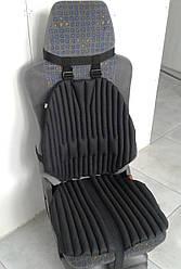 Ортопедична подушка - накидка для сидіння EKKOSEAT на авто крісло (TIR), універсальна з біо наповнювачем