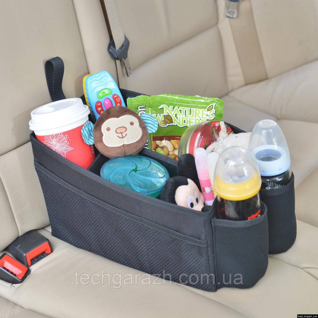 Bugs® Дорожный контейнер в авто