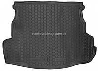 Резиновый коврик багажника Mazda 6 2003- (седан) Avto-Gumm