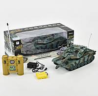 Танк на радиоуправлении Acor Abrams M1A2 Хаки (1091-04)