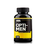 Optimum Nutrition Opti-men 150 tab оптимен оптимум нутришн опти мен