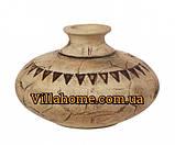 Керамический сосуд (ваза) Декантер. Садовая керамика, фото 2