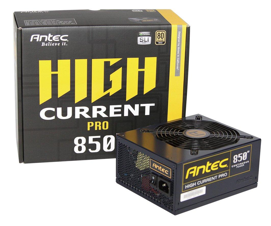 "Блок питания Antec High Current Pro HCP-850 850W 80Plus Gold ""Over-Stock"" Б/У"