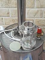 Дистиллятор Колонна 51 мм . 2 дюйма. 6 клампов. Дистилятор.Бак . Куб. Колона.(Под заказ изготовим любой))