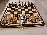 Шахматы сувенирные 35 см Польша, фото 1