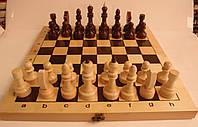 Шахматы деревянные гроссмейстерские, фото 1