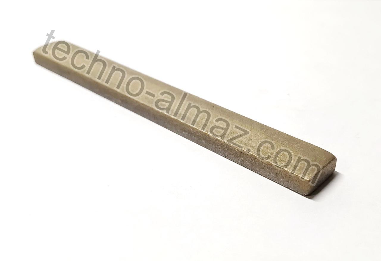 Алмазный брусок 125 мм 12 мм (алмазное зерно 40/28, 160125)