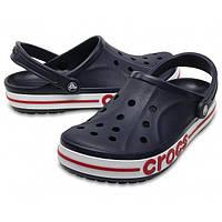 Кроксы летние Crocs Bayaband Clog синие 38 р.