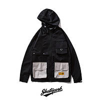 Мужская стильная курточка (весна - осень)  Skate Park 2018 new collection 2
