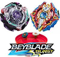 Игровой наборBeyblade Burst Kreis Satan и SIEG Xcalibur с ареной 4шт BB 3298