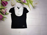 Обманка рубашечка для девочки Modalora 122 134 140 146 152