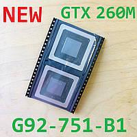 nVIDIA G92-751-B1 2009+ GTX 260M ОРИГИНАЛ