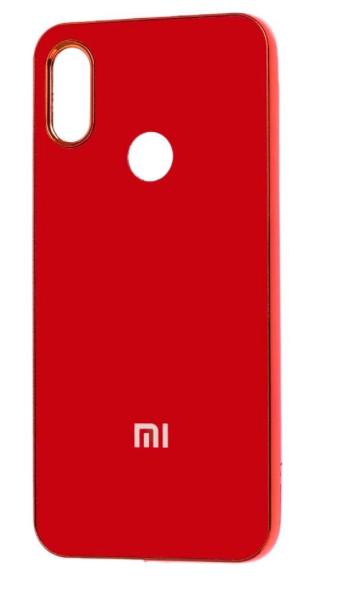 Чехол бампер New Rock для Xiaomi Redmi Note 7 (красный)