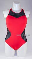 Женский купальники слитный Atlantic beach 69938 красный