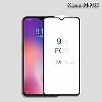 Защитное стекло 5D Full Coverage для Xiaomi Mi9 SE цвет Черный