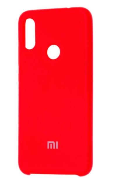 Чохол бампер Original Case/ оригінал для Xiaomi Redmi Note 7 (червоний)