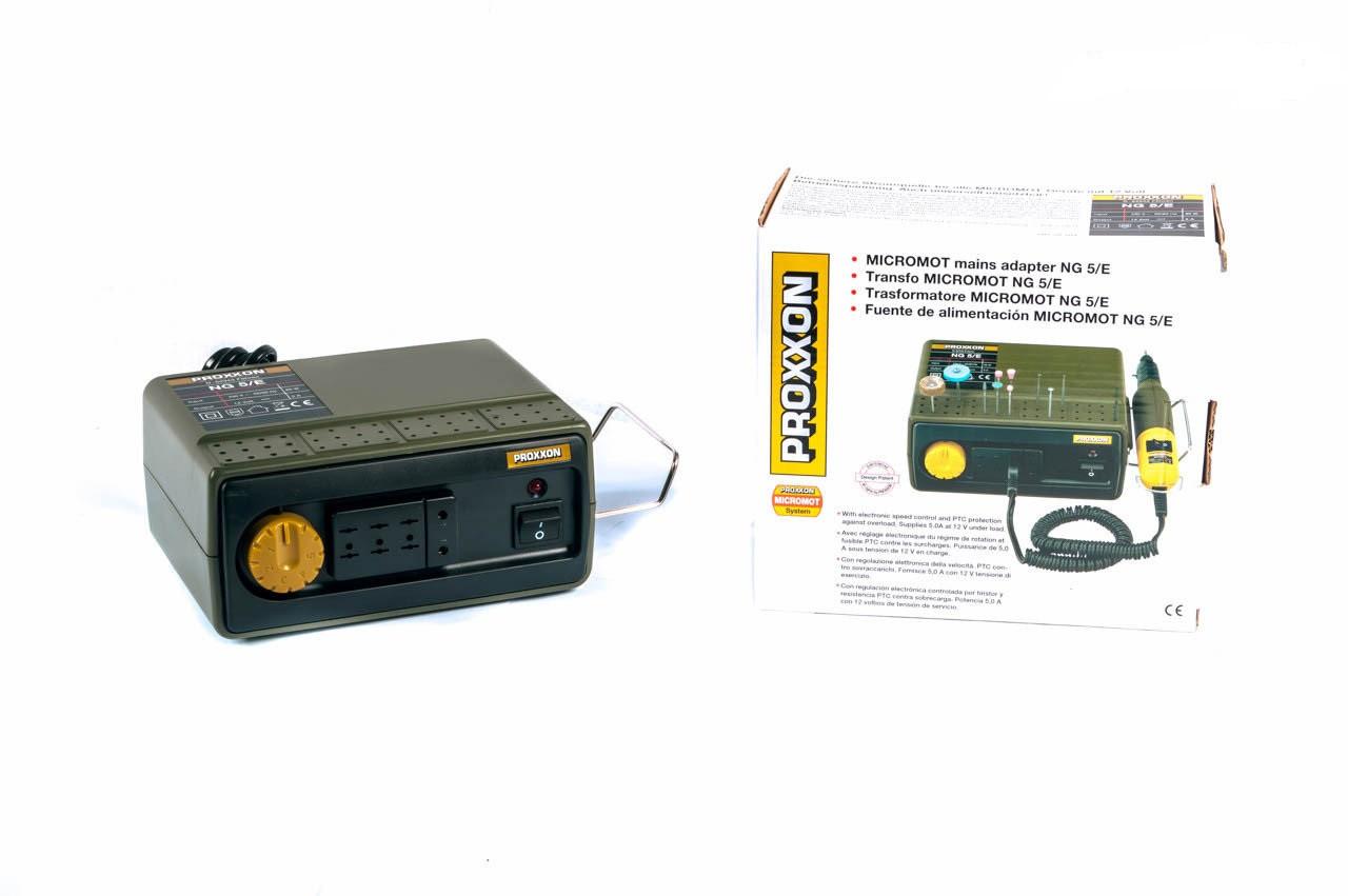 Сетевой адаптер Proxxon NG 5/E (28704)