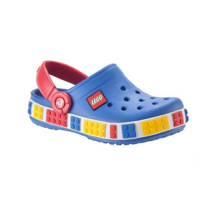 Кроксы летние Crocs Crocband LEGO (38) 26-27 разм. С 10/11