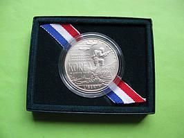США 1 доллар 1991 г. 38 годовщина войны в Корее. UNC