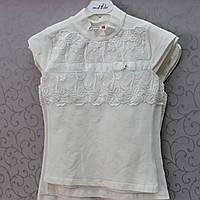 """Блузка школьная для девочек 8-14 лет. """"Matilda"""", Турция. Школьные фирменные блузки для девочек, фото 1"""