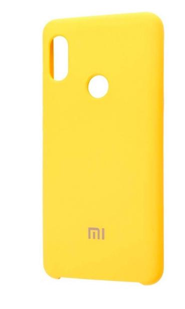 Чехол бампер Original Case/ оригинал  для Xiaomi Redmi Note 7 (желтый)