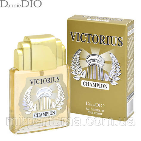 Туалетная вода для мужчин,  викториус чемпион, VICTORIUS CHAMPION, фото 2
