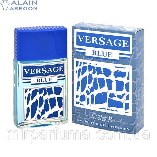 Туалетная вода для мужчин,  версаче  блу, VERSAGE BLUE