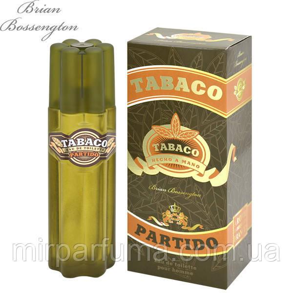 Туалетная вода для мужчин, табако, TABACO PARTIDO