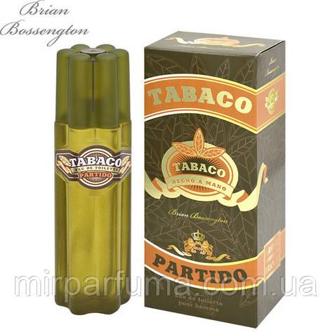 Туалетная вода для мужчин, табако, TABACO PARTIDO, фото 2