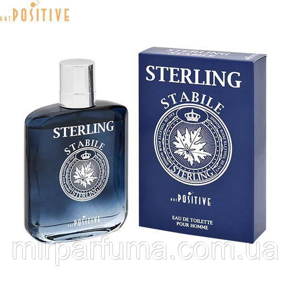 Туалетная вода для мужчин, стерлинг, STERLING STABILE