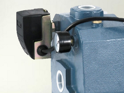 Встроенный манометр насоса Насосы+DDPm 505A + эжектор