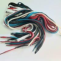 Шнурок для обуви 1.2м люрекс