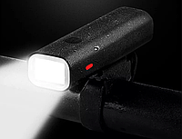 Велосипедна фара з акумулятором на xpg-2 діоді ipx захист водонепроникна 400 люмен, фото 1