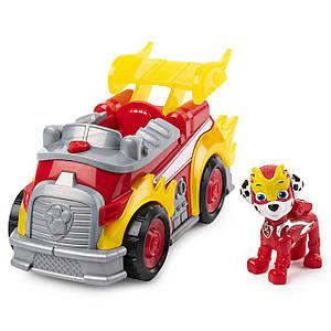 "Спасательный автомобиль Маршала Spin Master (звук, свет), ""Щенячий Патруль: Мегащенки"" - Mighty Pups, Marshall"