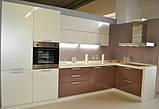Кухня кольору капучіно від фабрики меблів ViAnt - Київ, Ірпінь, Буча, Вишгород, фото 8