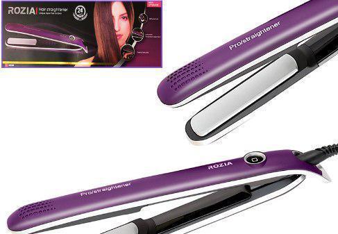 Утюжок для волос Rozia HR-728