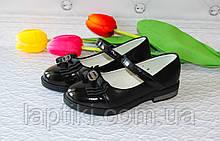 Нарядные туфли для школьниц