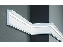Фасадний Молдинг під LED-підсвічування MC 309LED, ліпний декор з поліуретану.