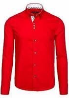 Рубашка (красный)