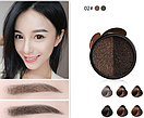 Кушон Bisutang Air Cushion eyebrow Cream для коррекции бровей №2 (Dark Brown), фото 2