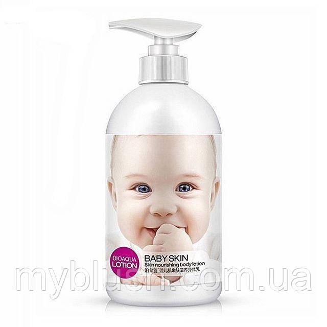 Лосьон для тела Bioaqua Baby Skin с гиалуроновой кислотой nourishing body cream 250 ml